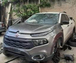 Fiat Toro 2018 Automática