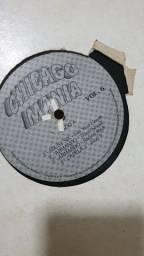 Discos de vinil Tecnho anos 2000 nacionais e importados