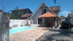Casa na praia itapoa