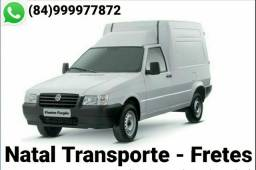 Natal transportes, fretes aparti de 30,00 9  * what zap