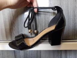 Sapato Beira Rio, tamanho 35