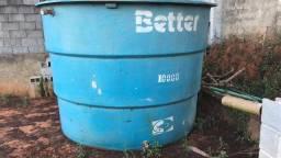 Caixa d?água 10 mil litros