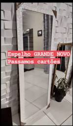 Espelhos Grandes NOVOS ( Dividimos no cartão ) Entregamos em Goiânia e Região