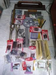 Lote ferramentas / ferragens