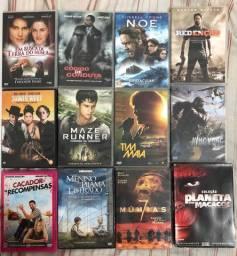 Filmes em dvds Originais