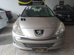 Peugeot 207 SW XR 1.4 Flex 2012