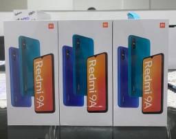 Loja física. Xiaomi REDMI 9A lançamento versão global nota fiscal garantia, retira HJ
