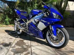 Yamaha r1 2001 zero