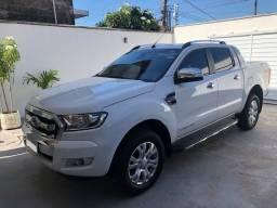 Ranger Limited 3.2, diesel, 4x4, 2019, top. ( particular apenas 5.023km em estado de 0km)