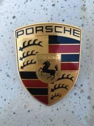 Emblema de capô porsche cayenne