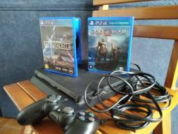 Playstation 4 , Slim, 500GB
