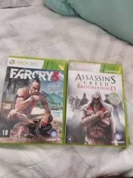 2 jogos de Xbox 360