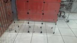 Balcão vitrine entrega grátis *