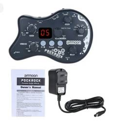 Processador de efeitos guitarra