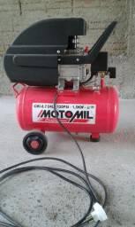 Compressor de ar , só pegar e trabalhar.