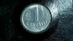 Moeda de 1 centavo de 1994