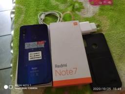 Redmi note 7 128/4 GB de memória