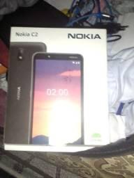 Vendo celular Nokia novo na caixa 32 giga de memória no valor de 750