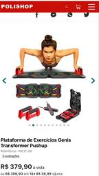 Título do anúncio: Plataforma de exercicios genis polishop