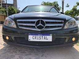 Mercedes bens C180 2010 Blindada! Toda original!