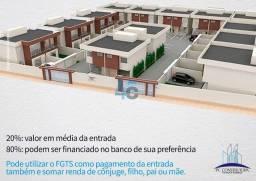 Casa com 3 dormitórios à venda, 100 m² por R$ 330.000 - Cambolo - Porto Seguro/BA