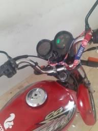 Moto De Leilão Só pegar e rodar , Moto boa de tudo