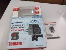 Caixa original da Câmera tomate 4K (apenas a caixa)