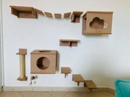 Playgraund para Gato