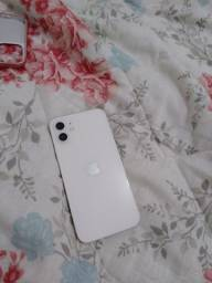 iPhone 12 branco 128Gb