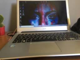 Notebook i5 - 500GB + Mousse sem fio