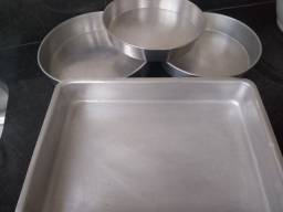 Formas alumínio
