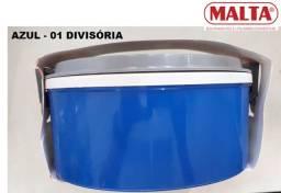 Marmita Térmica 1 Prato 1,6 Litros Com Divisória Malta