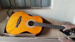 Violão serenata novo