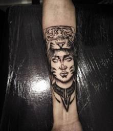 Tatuagem em troca de algo (leia)