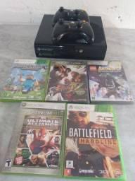 Xbox 360 super slim (leia a descrição)