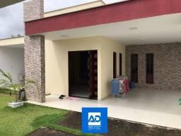 Casa com excelente acabamento - Cond fechado - 3/4 um suíte - Marechal Deodoro