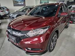Honda Hr-v Exl 2018 Automático Bancos em Couro