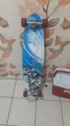 Vendo longboard por 250 reais toppp