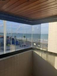 Apartamento em Manaira, com projetados e com vista para o mar!!