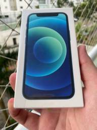 iPhone 12 Mini Apple 128GB Azul - Novo Lacrado