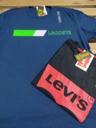 Kit 10 camisetas Premium sedex grátis