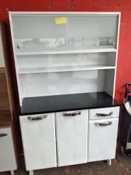 Armario de Cozinha em Aço Novo