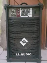 Caixa de som amplificada LL áudio