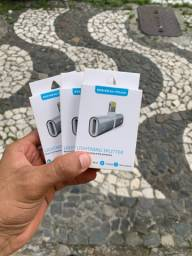Adaptador Para iPhone CARREGADOR/FONE