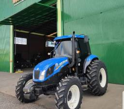 TRATOR NEW HOLLAND TL5.80