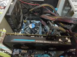 PC gamer Intel i5 3330 + GTX 970 EVGA