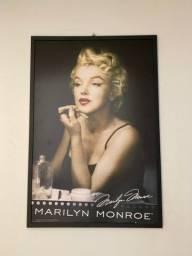 Quadro decorativo Marilyn Monroe