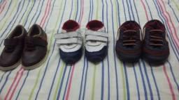 Sapato e tênis