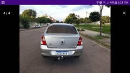 Renault Clio sedan 1.6 com GNV