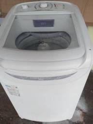 Vendo uma lavadora Eletrolux top 10 kilos entrego *_ * passo cartão